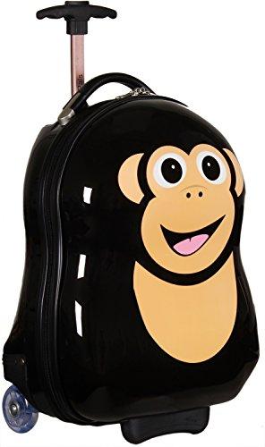 The Cuties and Pals Mochila Infantil con ruedas - diseño chimpancé