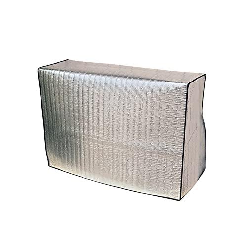 Copertura aria condizionata Aria condizionata esterna Copertura Aria condizionata Aria condizionata Copertura Pulizia Aria condizionata Sole parasole Lavaggio Anti -Dust Cover A 50 Protezione dalla po
