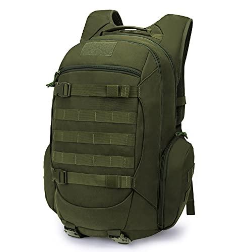 Mardingtop 35L Sac à Dos Militaire Tactique Multifonctionnelle Adulte Sacs à Dos Trekking/Randonnée/en Plein air
