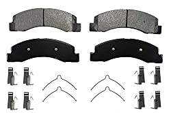 5 Best Brake Pads With Reviews - 2017