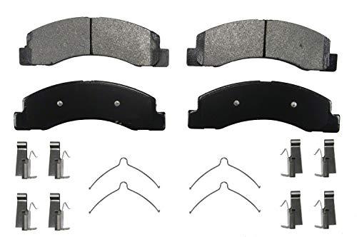 Wagner Severe Duty SX756 Semi-Metallic Disc Pad Set | AutoAnything.com
