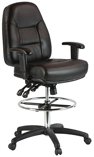 Harwick Premium Leather Standing Chair