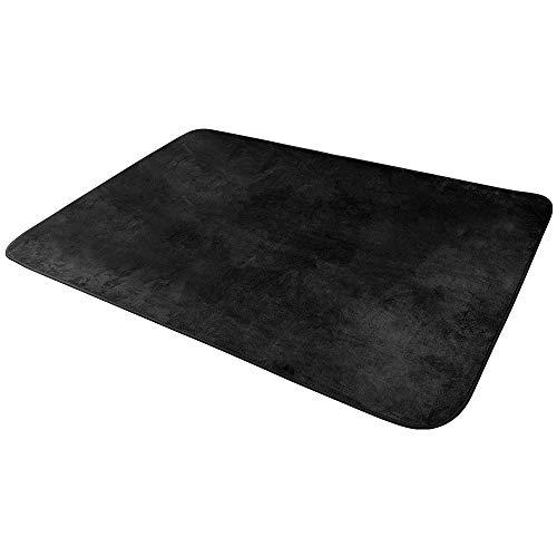 HINCES 【amazon.co.jp限定】ラグ 洗える オールシーズン ホットカーペット対応 140X200cm 7色選べる ブラック