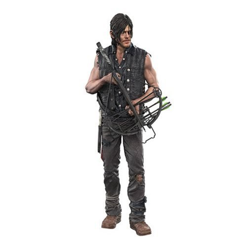 Walking Dead Daryl Dixon 7-Inch Action Figure by Walking Dead