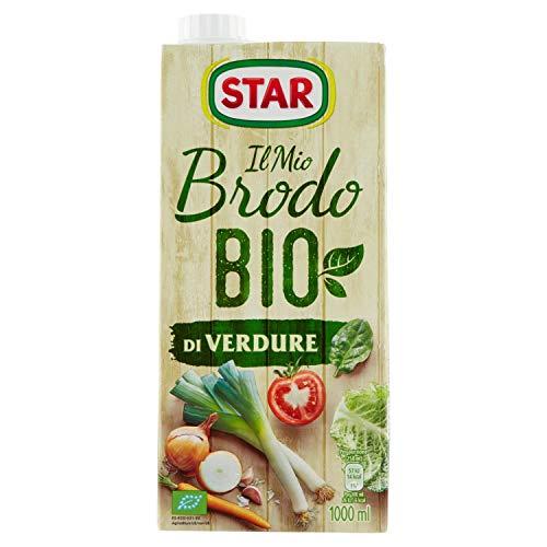 Star Il Mio Brodo Bio di Verdure, 1L