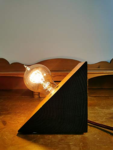 Lampe BURNT TRIANGLE