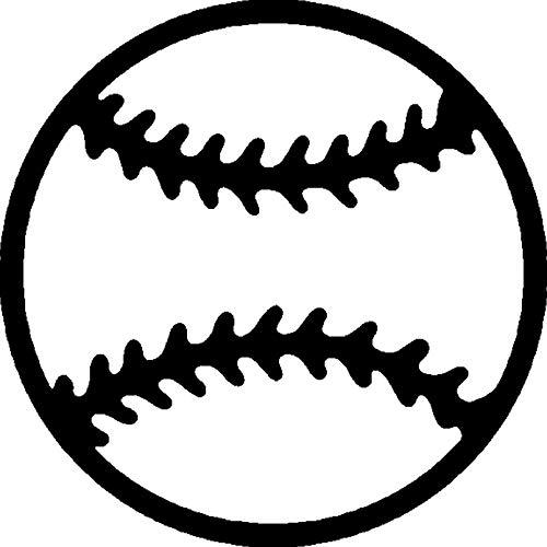 A7 'Baseball' Stempel (Unmontiert) (RS00011959)