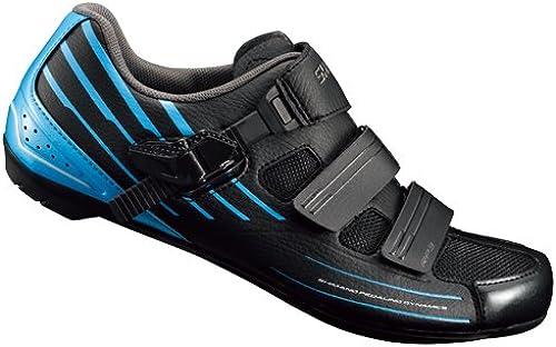 Shihommeo Chaussures sH m rd rP300Noir Bleu T48