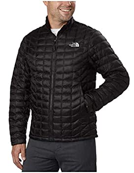 The North Face Men s Thermoball Full Zip Jacket TNF Black 2 Outerwear LG