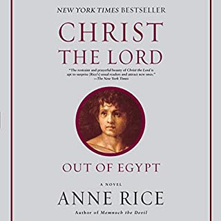 Christ the Lord: Out of Egypt audiobook cover art