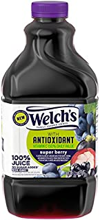 Welch's Super Berry Juice, 64 oz - Pack of 8