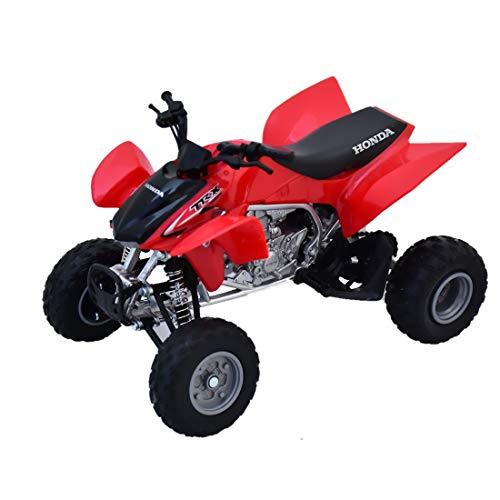 New Ray - 57093 A - Véhicule Miniature - Quad Honda TRX 450 - Echelle 1/12 - Rouge