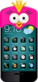 FoneFace KREEKOR Pink Phone Topper - Skin - Retail Packaging - Pink