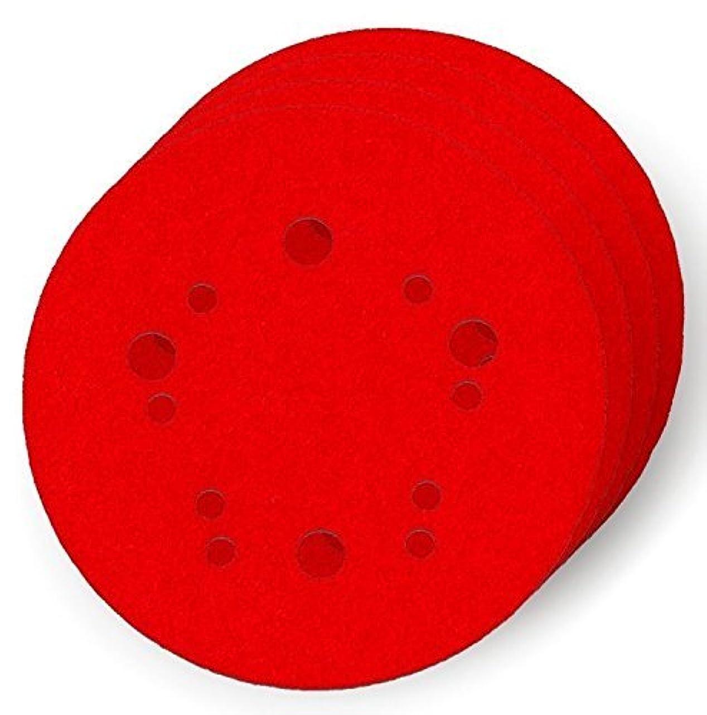 悲劇気づくなる安心Diablo DCD050150H04G 5 in. 150-Grit Universal Hole Random Orbital Sanding Disc (4-Pack) [並行輸入品]