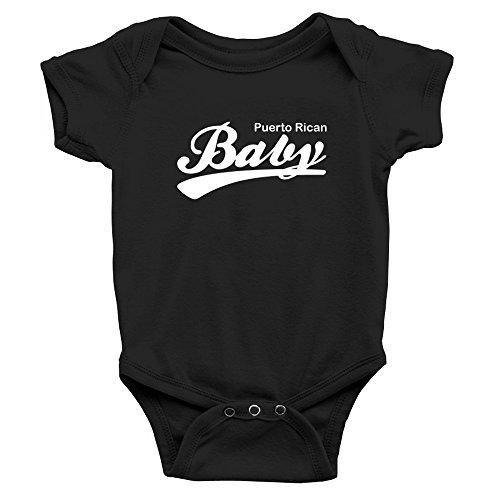 Teeburon Baby Puerto Rican Body de bebé