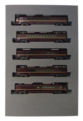 JR East Series E655 [Nagomi] (5-Car Set) (Model Train)