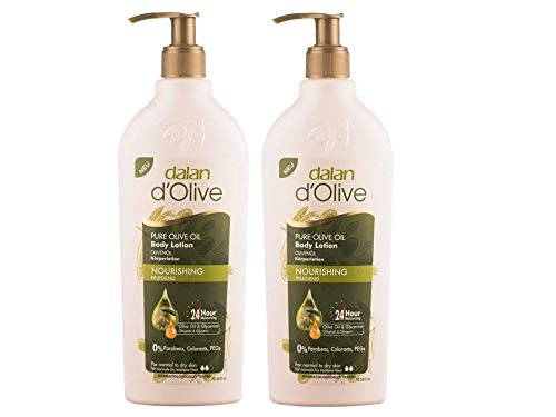 2x Dalan d´Olive Bodylotion 400ml