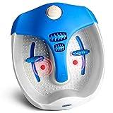 Grundig Appareil de massage pour les pieds - Détente instantanée grâce à l'infrarouge I Baignoire 5 en 1 avec massage et chauffage pour les pieds