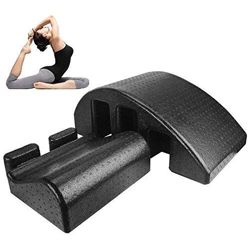 Hammer Arco de Espuma de Pilates, Spine Corrector Barril, Yoga Masaje Cama de la Tabla, equilibrado Manual del Cuerpo, la corrección cifótica de la máquina de Pilates Reformer Científico Ajuste de la