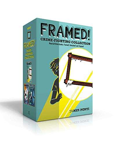 Framed! Crime-Fighting Collection: Framed!; Vanished!; Trapped!