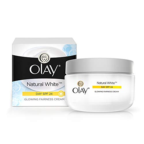 Olay Natural White Glowing Fairness Day Cream with SPF24 50 g