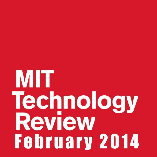 Audible Technology Review, February 2014 audiobook cover art
