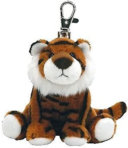 TY Stripey the Tiger Keyring by TYKEYRINGS