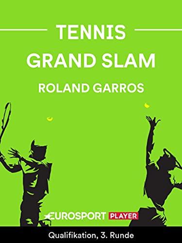 Tennis: French Open 2021 in Paris