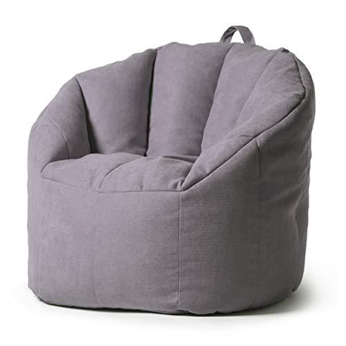 SD Grande Fauteuil/Bean Bag Chaise/Pouf Poire/Sige/avec Poignée/avec Fermeture Éclair/A des Poches Latérales/pour Enfants Et Adultes 76 * 68 * 60cm