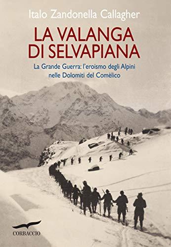 La valanga di Selvapiana: La Grande Guerra: l'eroismo degli Alpini nelle Dolomiti di Comélico