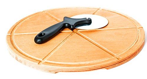 Prosharp - Tabla de cortar para pizza