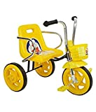 Dasan Baby Royal Kids Tricycle(1 to 4 Years) (Yellow)