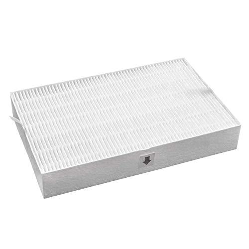 vhbw Filtro Hepa Compatible con Honeywell HA-100 HA-200 HA-300 HPA-090 HPA-100 HPA-200 HPA-300 Serie purificador de Aire -Reemplaza HRF-R2, HRF-R3
