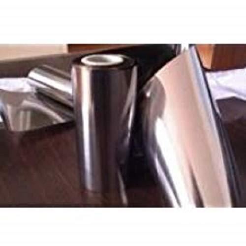 Dumadf Brass Strip Thin Roll H62 Brass Sheet Brass Foil Brass Plate,Thickness 0.1mm,200x3000mm