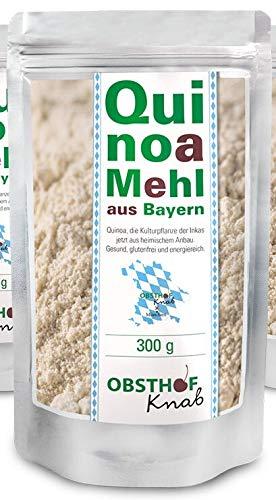 Quinoamehl aus Bayern - 300g