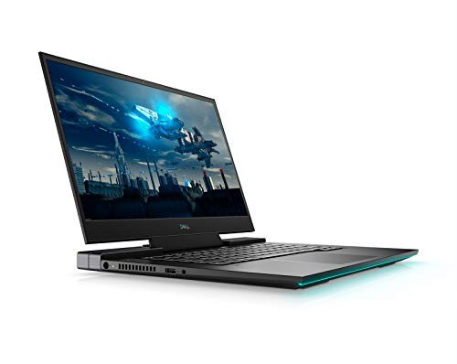 "New G7 17 Gaming Laptop 10th Gen Intel i7-10750H GeForce RTX 2070 8GB 17.3"" FHD Display 300Hz + Best Notebook Pen Light (1TB SSD