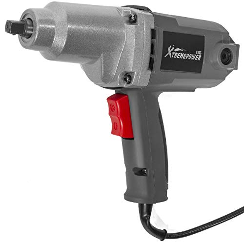 XtremepowerUS Electric Impact Wrench 1/2