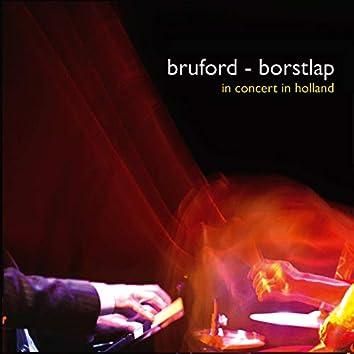 Bruford - Borstlap: In Concert in Holland