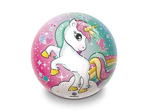 MONDO S.P.A. (MOD) - Unicornio balón d230 06741, Multicolor, 123