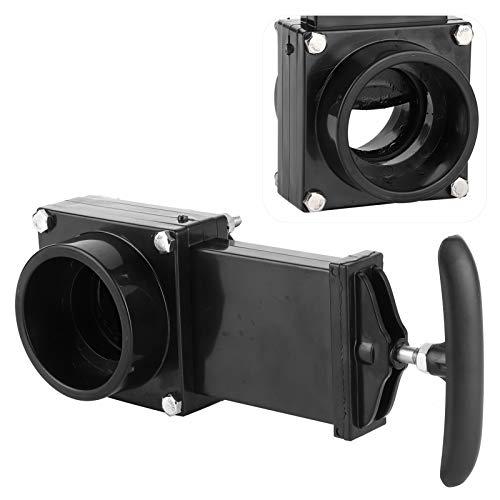 Valvola di scarico, valvola di scarico RV da 50 mm Valvola ABS per fognatura di scarico per accessori esterni per roulotte