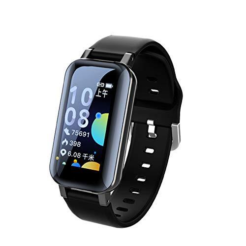 Haudang T89 Pro TWS - Reloj inteligente deportivo con mensaje de presión arterial