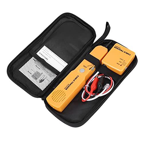 BEAUY Buscador de Cable Generador de Tono Rastreador de Sonda Kit de...