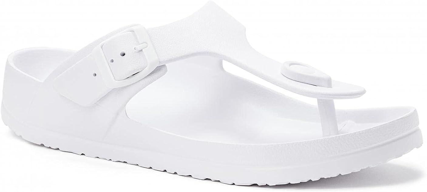 Corkys Womens Hey Girl Jet Ski Slip-on Waterproof Toe Strap Sandal