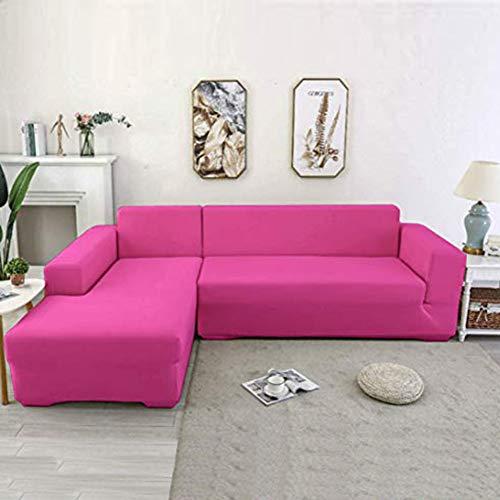 copridivano youjoy chaise longue Youjoy - Fodera per divano con chaise longue