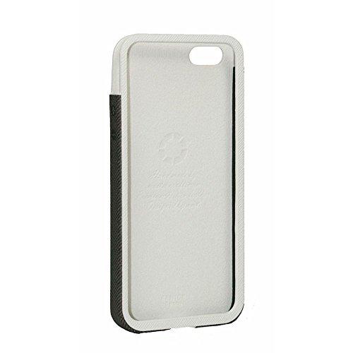 Fenice m007wh00appip5Classico PU Funda para iPhone 5Prada Blanco