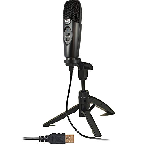 CAD Audio U37 Large-Diaphragm Cardioid Condenser Microphone (Champagne) $30 + Free S/H