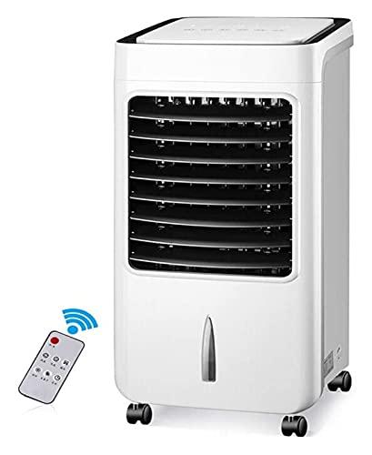 GYF Condizionatore d'Aria Portatile, Ventilatore del condizionatore d'Aria del Telecomando, Home humidificazione Mobile Silent Aria Fredda, 280 * 286 * 690mm
