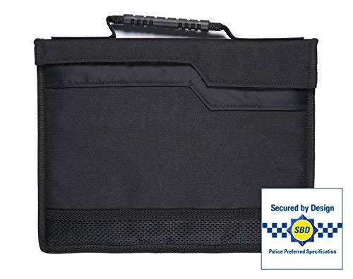 Disklabs NS1U Notebook-Schutzfolie, RF geschirmt, Faraday-Tasche