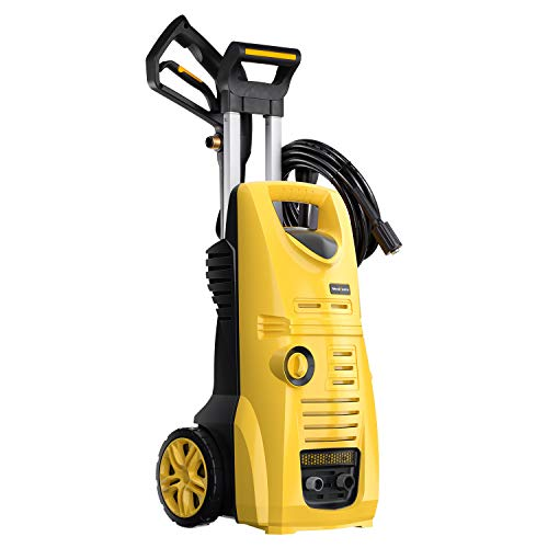 WestForce 3000PSI Electric Pressure Washer, 1.85 GPM High Power Washer, Car Washer with 20ft High Pressure Hose