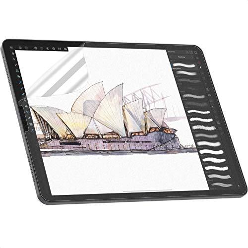 NIMASO フィルム iPad Pro 11 (2021   2020   2018)   iPad Air4 用 保護 フィルム ペーパー 上質紙タイプ アンチグレア 反射低減